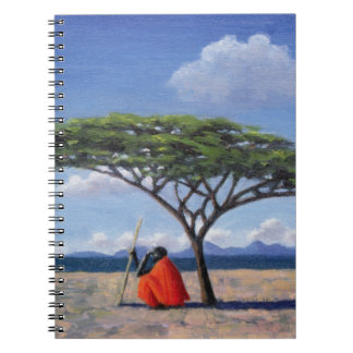 The Shady Tree 1992 Spiral Notebook