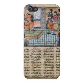 The Shahnama iPhone 5/5S Cover