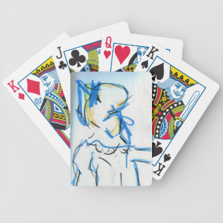 The Shake Spear Bicycle Poker Cards
