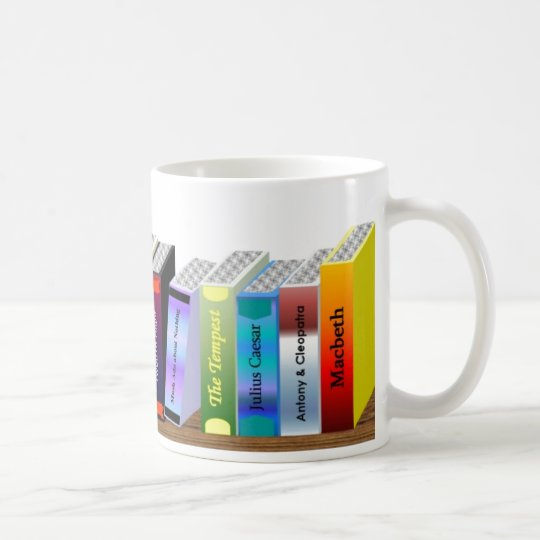 The Shakespeare Collection Coffee Mug
