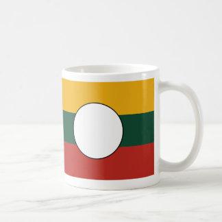 the Shan State Myanmar Mug