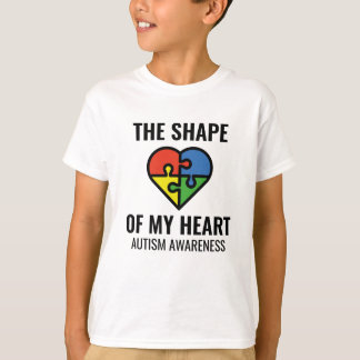 The Shape Of My Heart T-Shirt
