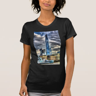 The Shard and H.M.S Belfast T-shirt