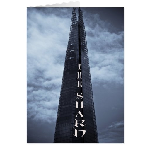 The Shard Greeting Cards