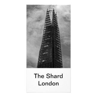 The Shard Customised Photo Card