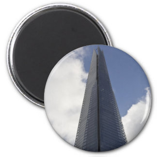 The Shard London 6 Cm Round Magnet