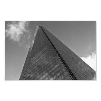 The Shard London Art Photo