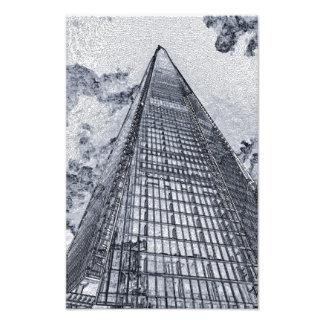 The Shard London Art Photo Art