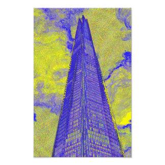 The Shard London Art Photograph