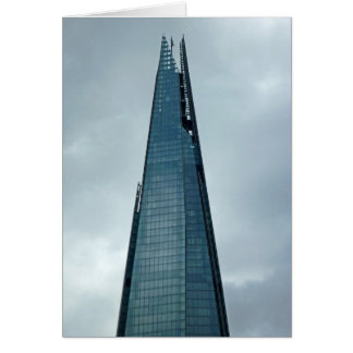 The Shard, London Card