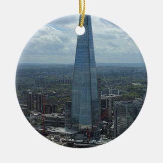 The Shard, London Christmas Ornament