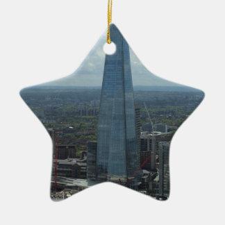 The Shard, London Christmas Ornament
