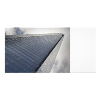 The Shard London Custom Photo Card