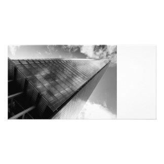 The Shard London Customized Photo Card