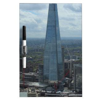 The Shard, London Dry Erase Board