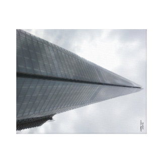 The Shard London England UK Stretched Canvas Prints