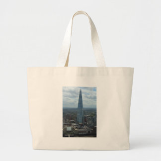 The Shard, London Large Tote Bag