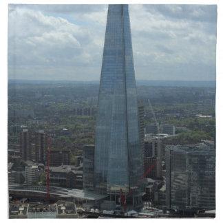 The Shard, London Napkin