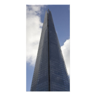 The Shard London Personalized Photo Card