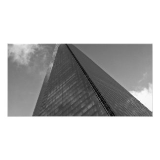 The Shard London Personalised Photo Card