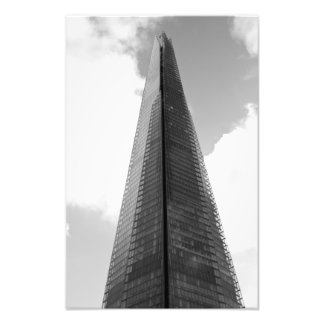 The Shard London Photographic Print