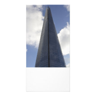 The Shard London Picture Card