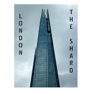 The Shard, London Postcard