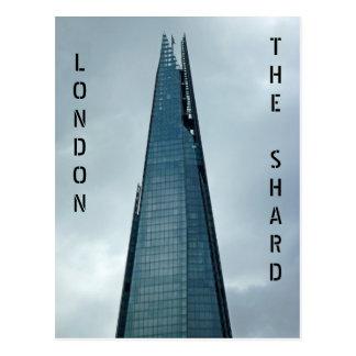 The Shard, London Postcard