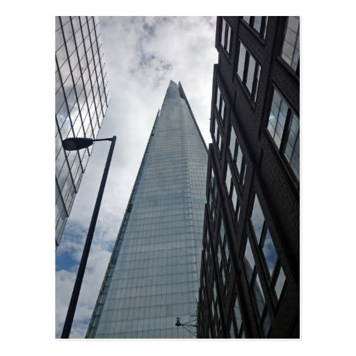 The Shard, London Postcards