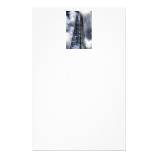 The Shard of Shards Stationery Paper