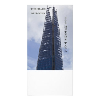 The Shard Personalised Photo Card