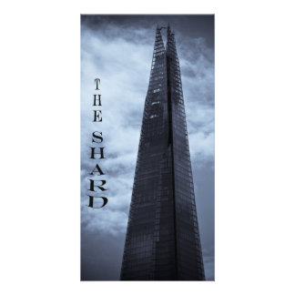 The Shard Photo Card Template