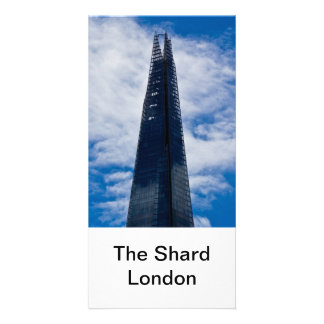The Shard Personalized Photo Card
