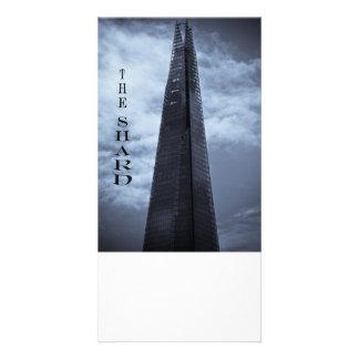 The Shard Photo Greeting Card