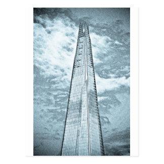 The Shard Postcard