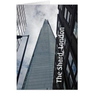 The Shard, Tooley Street, London Card