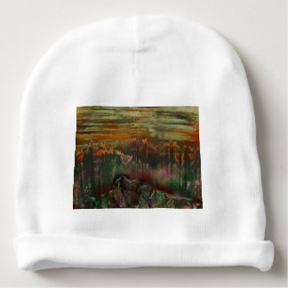 The Sharded Landscape Baby Beanie