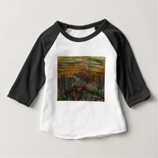 The Sharded Landscape Baby T-Shirt