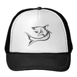 the shark tattoo cap