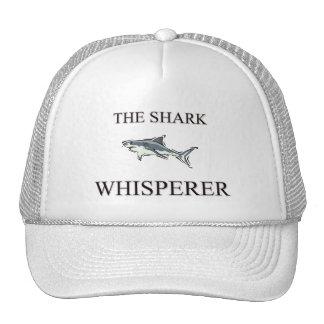 The Shark Whisperer Cap
