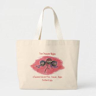 The Sharpie Ninjas logo classic bag