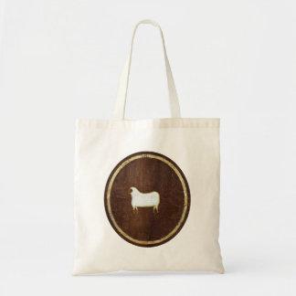 The Sheep 2009 Budget Tote Bag