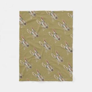 The Sheep Fleece Blanket
