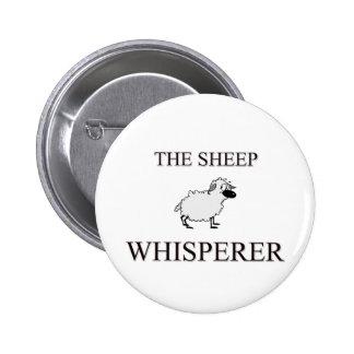 The Sheep Whisperer 6 Cm Round Badge