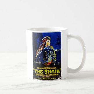 The Sheik Coffee Mug