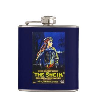 The Sheik Flask