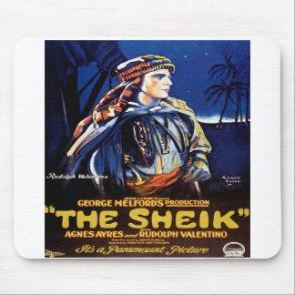 """""""The Sheik"""" Mousepad"""