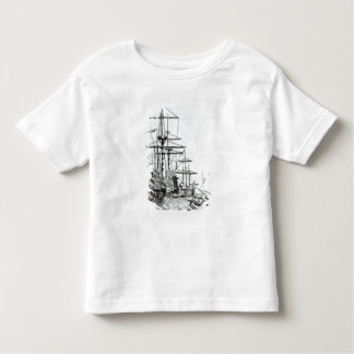 The Sheik or Governor of Mozambique Toddler T-Shirt