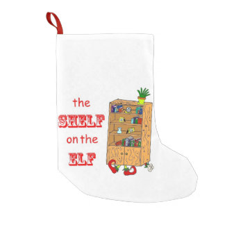 The Shelf on the Elf Christmas Stocking