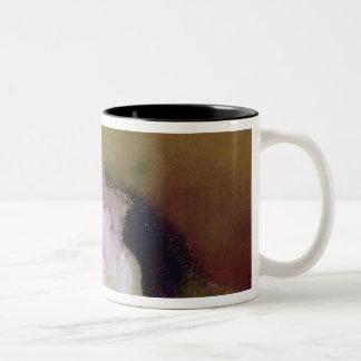 The Shell, 1912 Two-Tone Coffee Mug